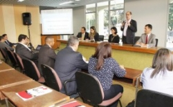 Patah participa de seminário da UGT sobre a 106ª conferencia OIT na CONTEC