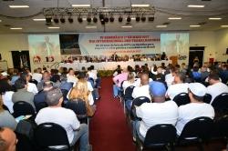 UGT promove seminário 1° de Maio para debater a grave crise política e econômica do Brasil