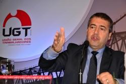 Ministro do Trabalho participa de encerramento da celebração da UGT pelo 1º de Maio