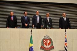 UGT comemora dez anos na Assembleia Legislativa de São Paulo