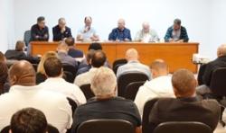 Femaco debate Reforma Trabalhista com sindicatos da base