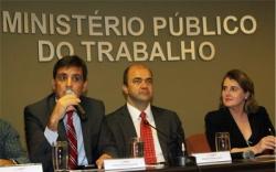 Ministério Público do Trabalho, UGT-PR e demais centrais lançam Fórum Estadual de Liberdade Sindic