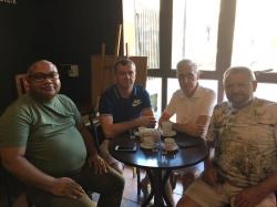 SECEFERGS/FETECFERGS e SINDICLUBES dão início às negociações da CCT 2018/19
