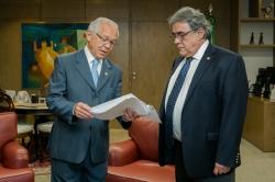 Comissão de ministros entrega parecer sobre a Reforma Trabalhista à Presidência do TST