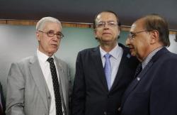 UGT prestigia posse de Caio Vieira de Mello, novo Ministro do Trabalho
