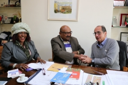 Unidade das centrais pela criação do Fórum Nacional Racial dos (as) Trabalhadores (as)